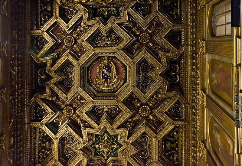 Santa Maria in Trastevere, Rome royalty-vrije stock afbeeldingen