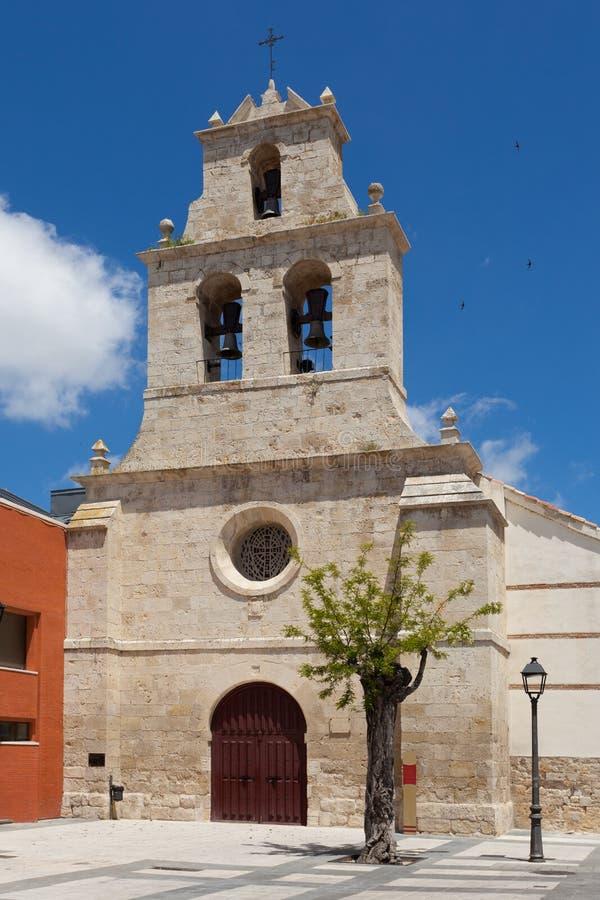 Santa Marina Church Stock Images