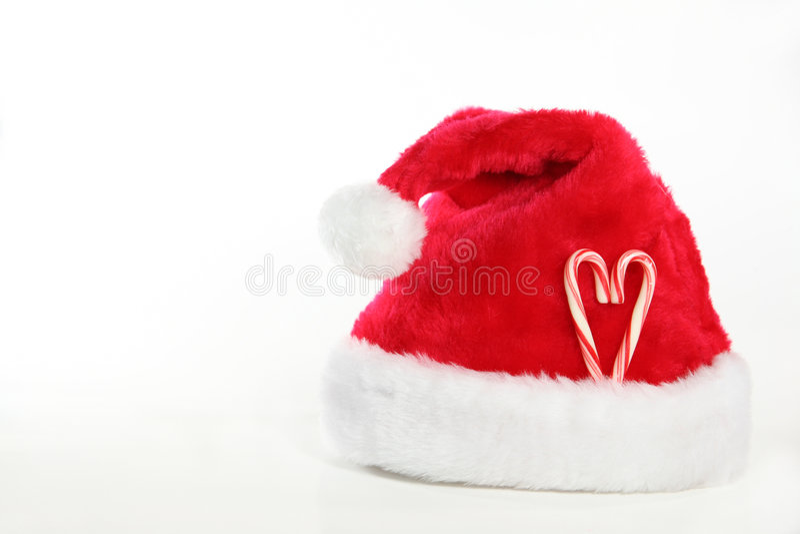 Santa miłości. obraz royalty free