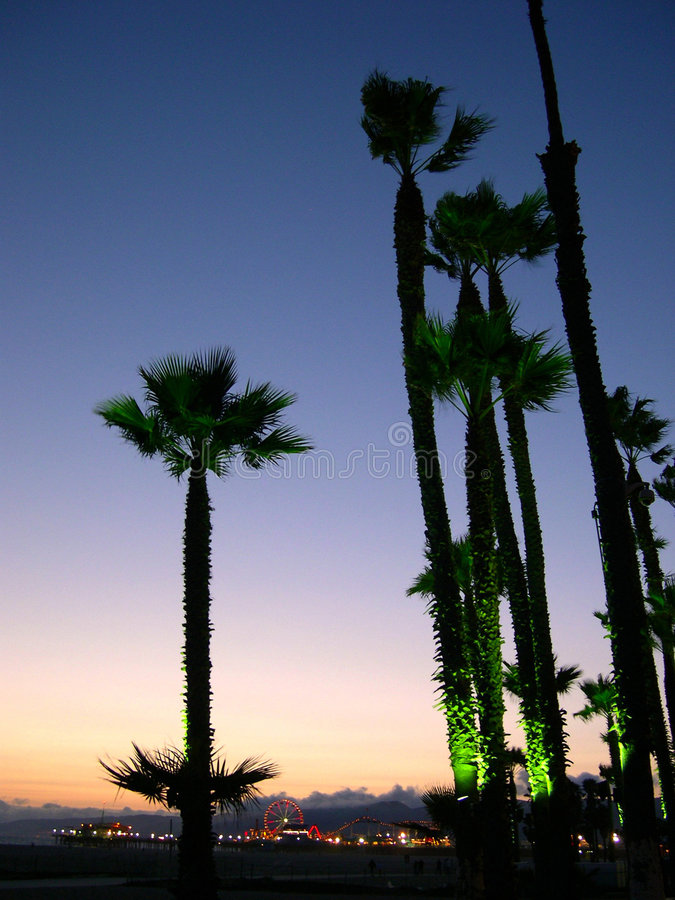 Santa Monica imagens de stock royalty free
