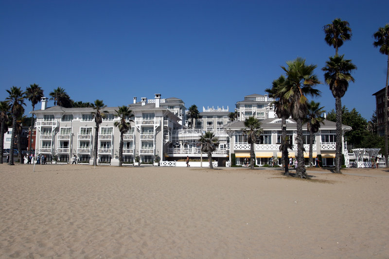 Santa Monica 3 lizenzfreies stockfoto