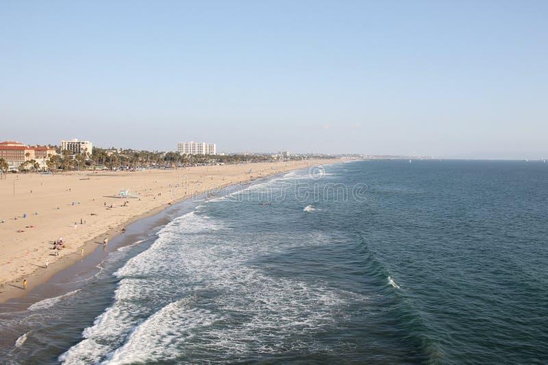 Santa Monica foto de stock royalty free