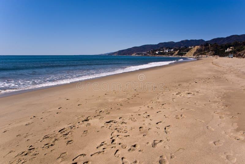 Santa Monica. Beach, California, USA stock photo