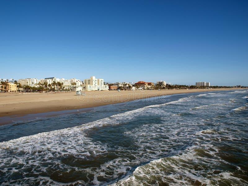 Download Santa Monica Beach Stock Photos - Image: 13428323