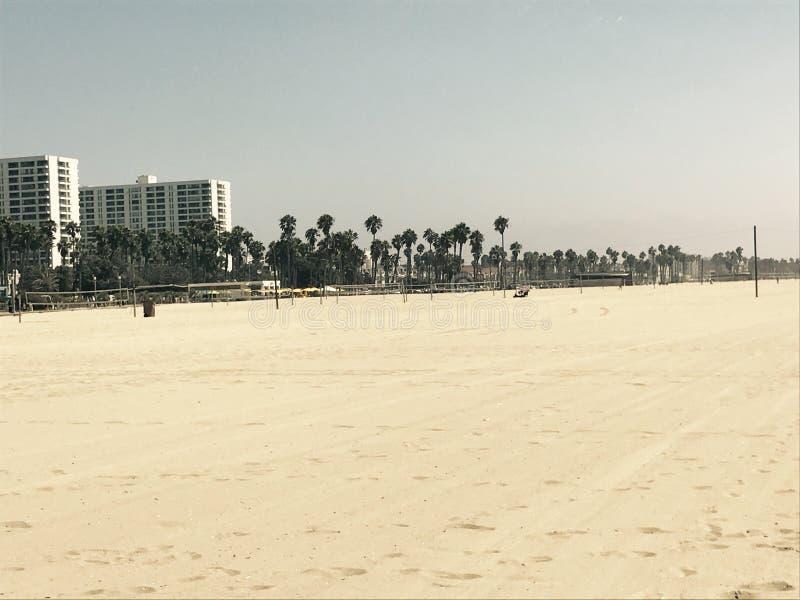 Santa Monica stock image