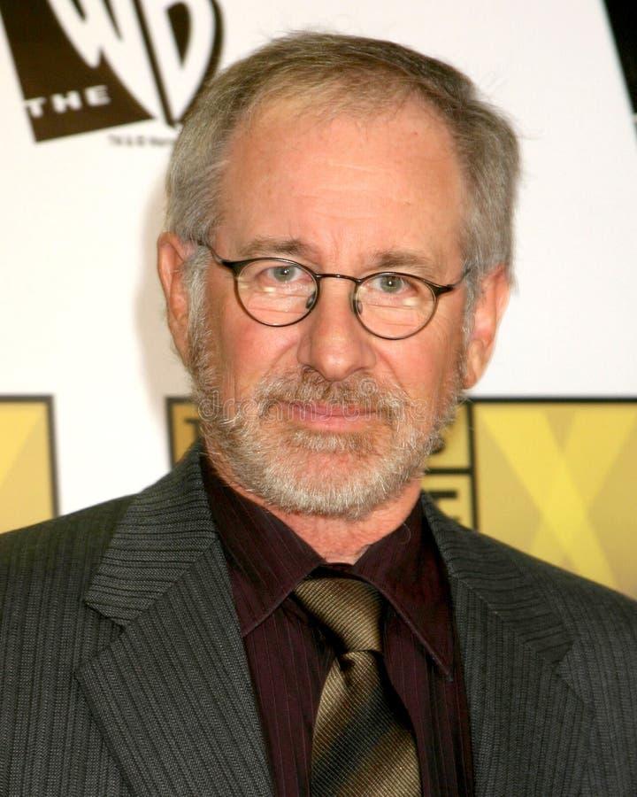 Steven Spielberg fotografering för bildbyråer