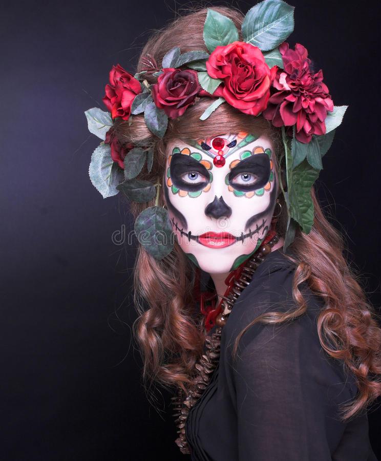 Download Santa Muerte. stock photo. Image of holiday carnival - 40478196  sc 1 st  Dreamstime.com & Santa Muerte. stock photo. Image of holiday carnival - 40478196