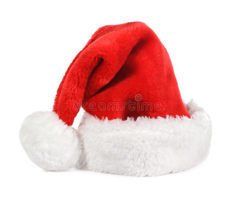 Download Santa red hat stock photo. Image of white, head, merry - 22264718