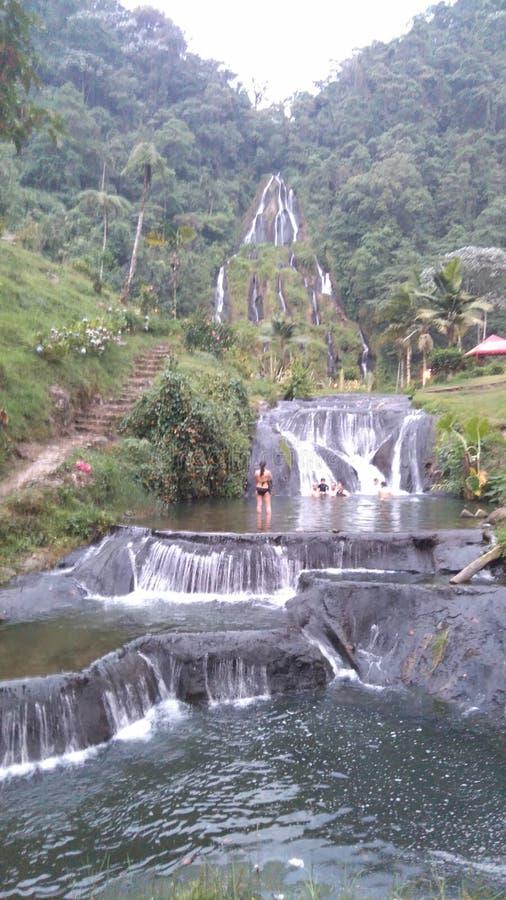 Santa Rosa de cabala Colômbia fotografia de stock