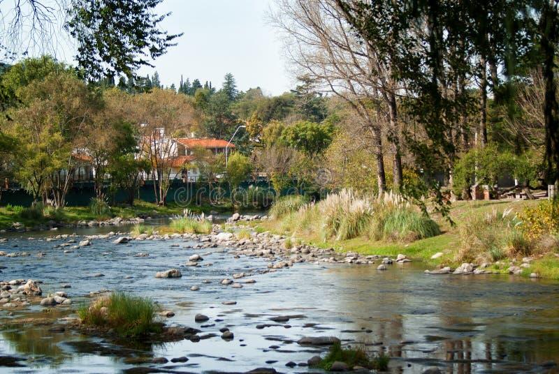 Santa Rosa de Calamuchita στοκ φωτογραφίες