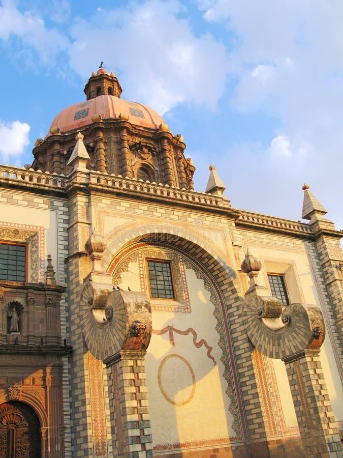 Download Santa Rosa de Viterbo stock photo. Image of structure - 5073272