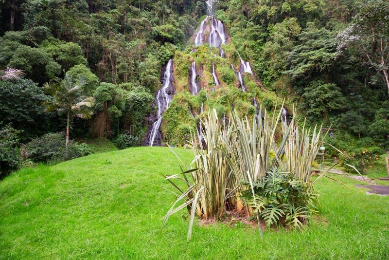 Santa Rosa vattenfall arkivfoton