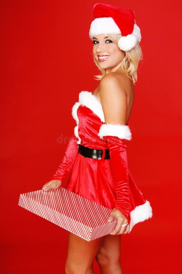 Free Santa S Christmas Helper Stock Photo - 3503400