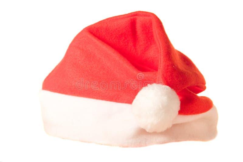 Santa's hat royalty free stock photos