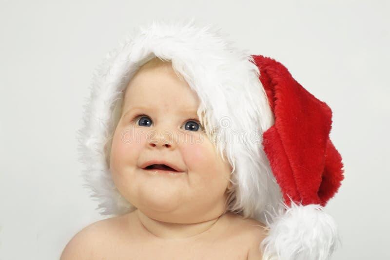 Santa's lil helper royalty free stock photos