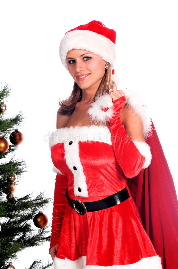 Download Santa's Helper Stock Photography - Image: 1304262