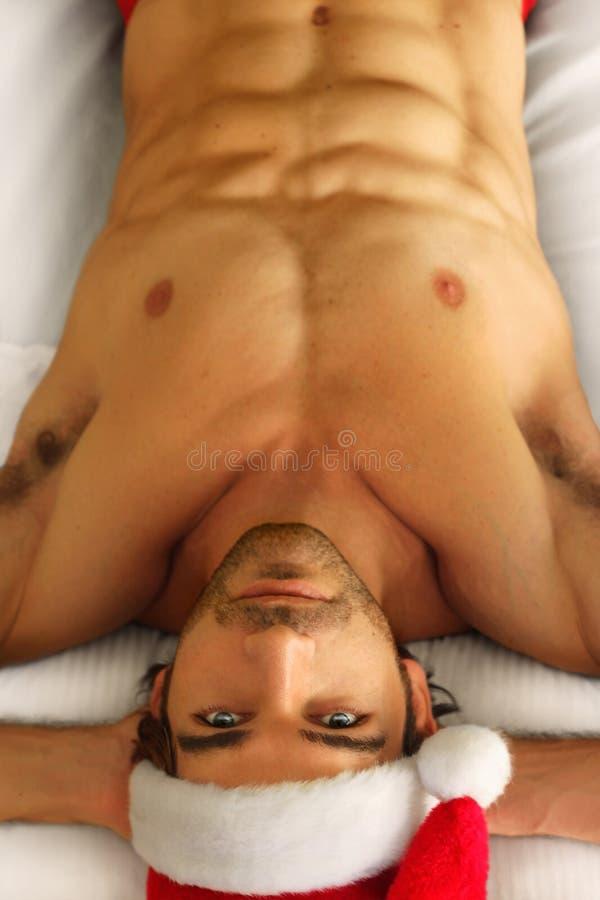 santa seksowny obrazy stock