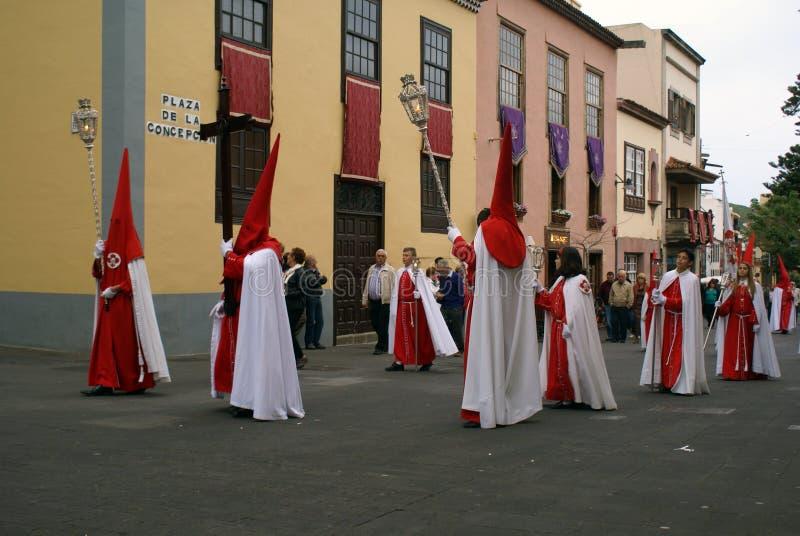 Santa 02 Semana στοκ φωτογραφίες