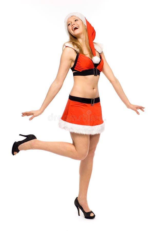 Santa sexy images libres de droits