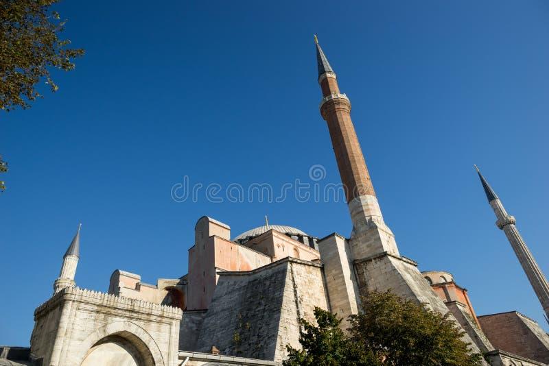 Santa Sofía en Estambul fotos de archivo libres de regalías