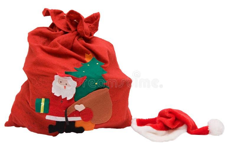 Santa sta venendo! immagine stock libera da diritti