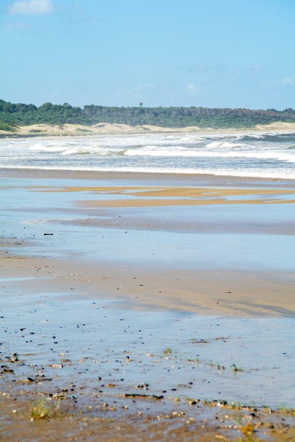 Santa Teresa park narodowy, Rocha, Urugwaj zdjęcie stock