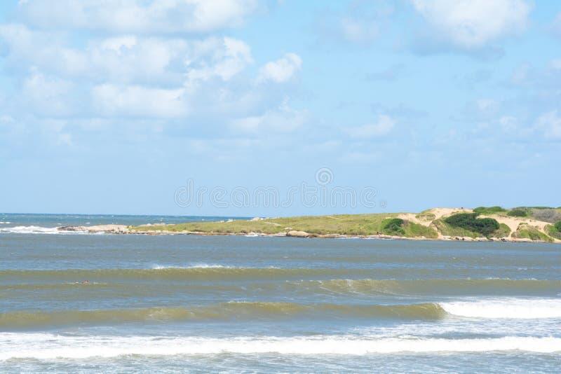 Santa Teresa park narodowy, Rocha, Urugwaj obrazy stock