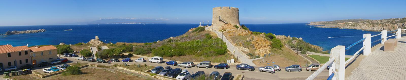 Download Santa Teressa Gallura Panorama - Sardinia, Italy Stock Photo - Image: 14534666