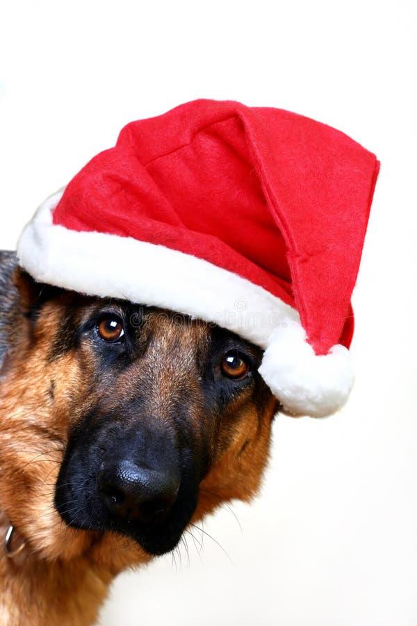 Santa vient photo stock
