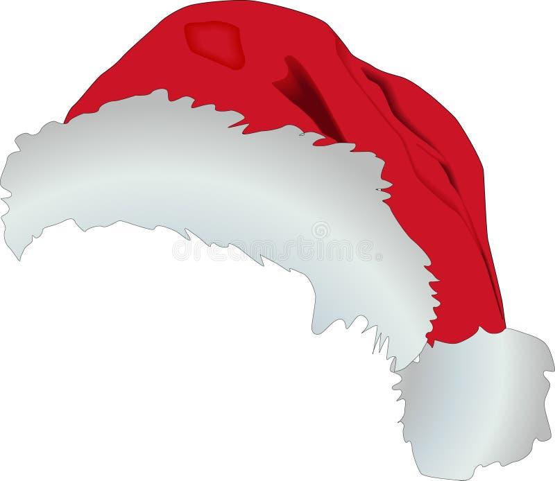 Santa wpr ilustracji