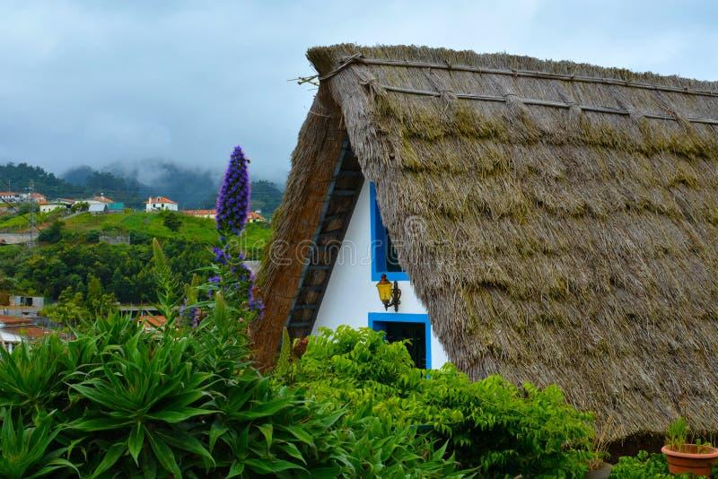 Santana, isla de Madeira imágenes de archivo libres de regalías