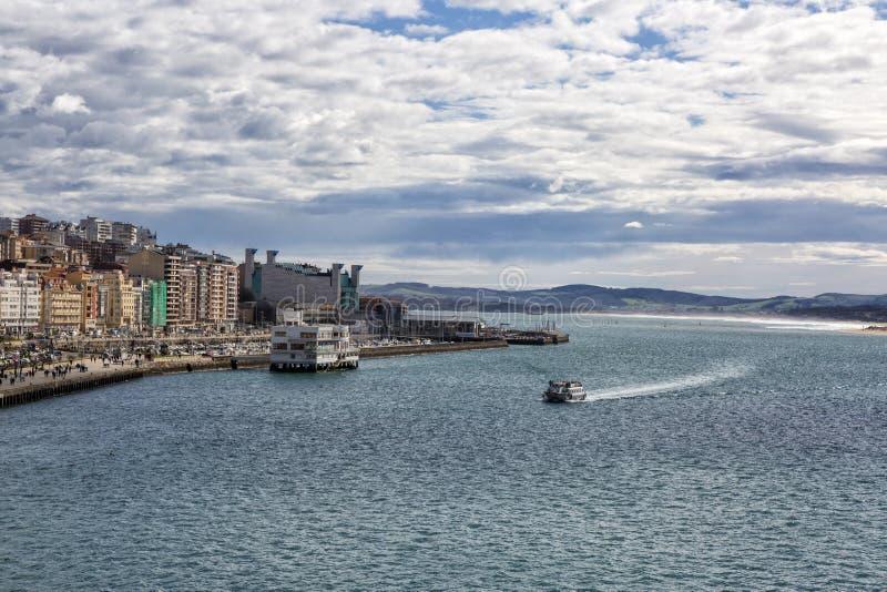 Santander stock afbeeldingen