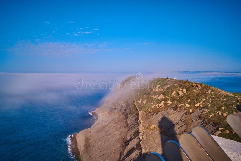 Santander brzegowy widok zdjęcie stock