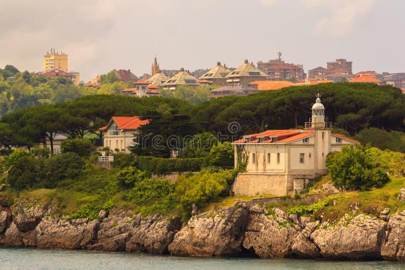 Santander, Spane foto de archivo