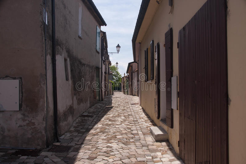 Santarchangelo stock photo