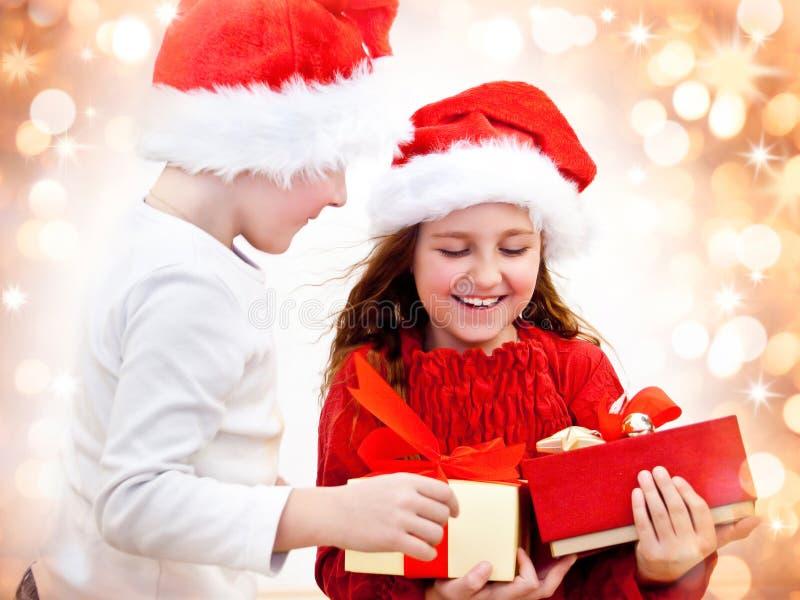 Santas 11 stock afbeeldingen