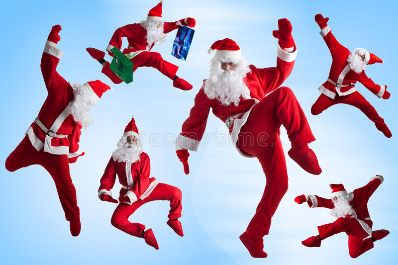 Download Santas Clause stock image. Image of break, celebrate - 16995543