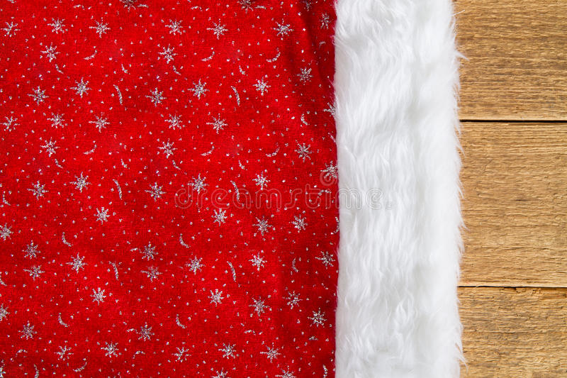Santas hatt arkivfoton