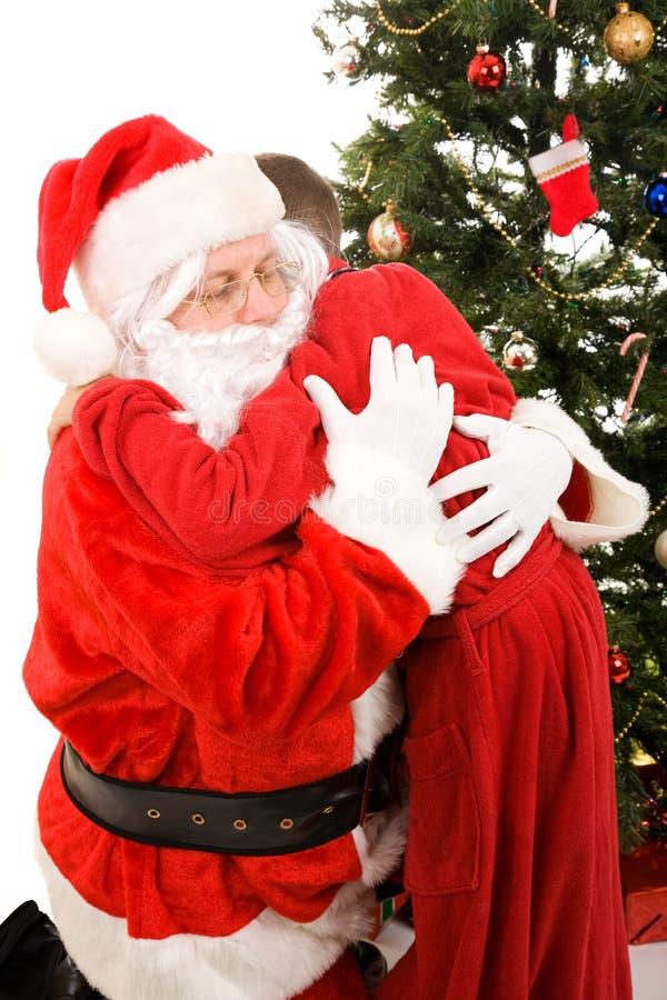 Santas Reward royalty free stock photos