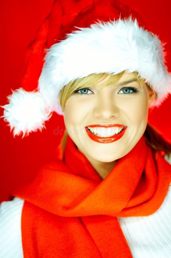 Free Santas Woman Royalty Free Stock Photo - 1510325