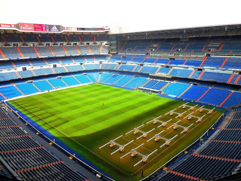 Santiago Bernabéu obrazy stock
