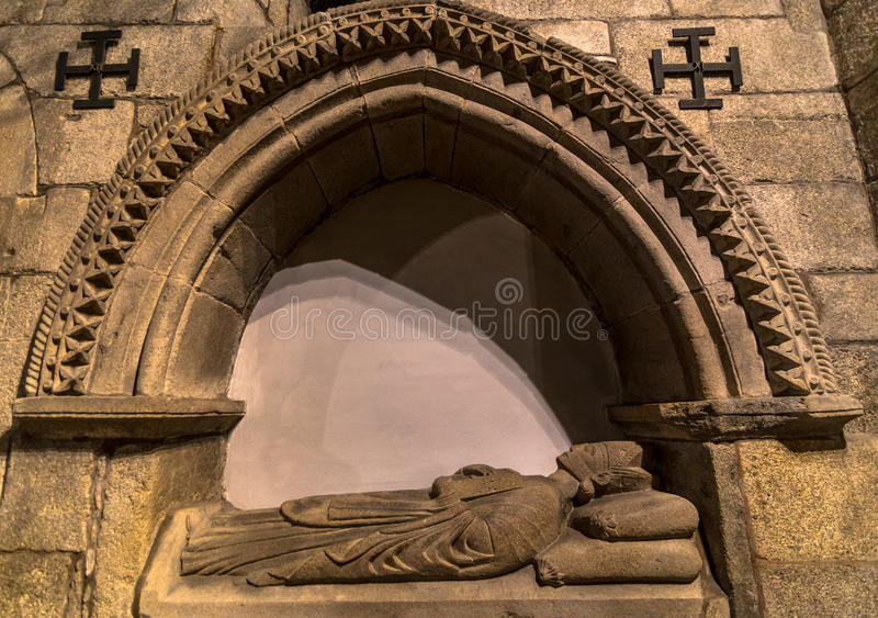 Download Santiago Cathedral Tomb stock photo. Image of religion - 37058830
