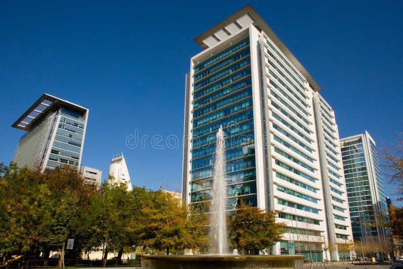 Santiago, Chile lizenzfreie stockfotografie