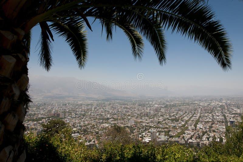 Santiago - Chile foto de stock royalty free
