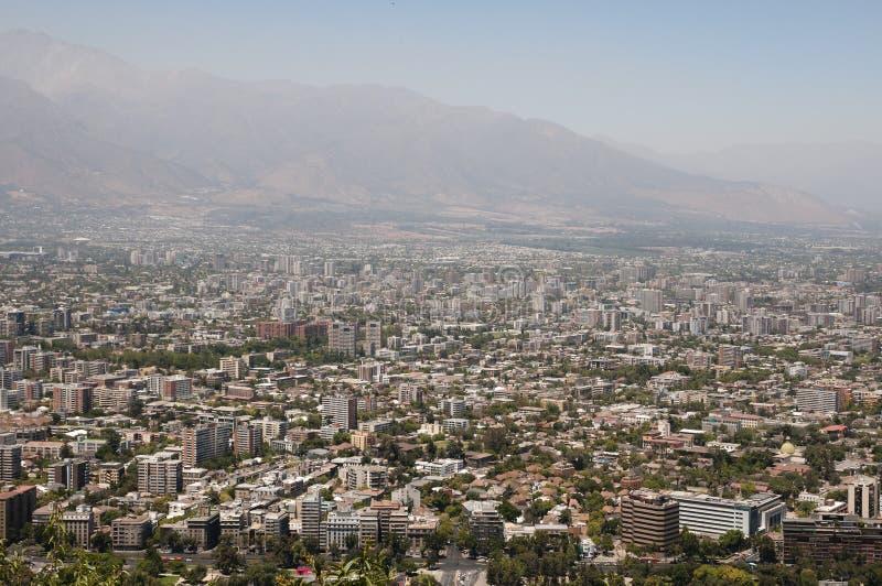 Santiago - Chile fotos de stock