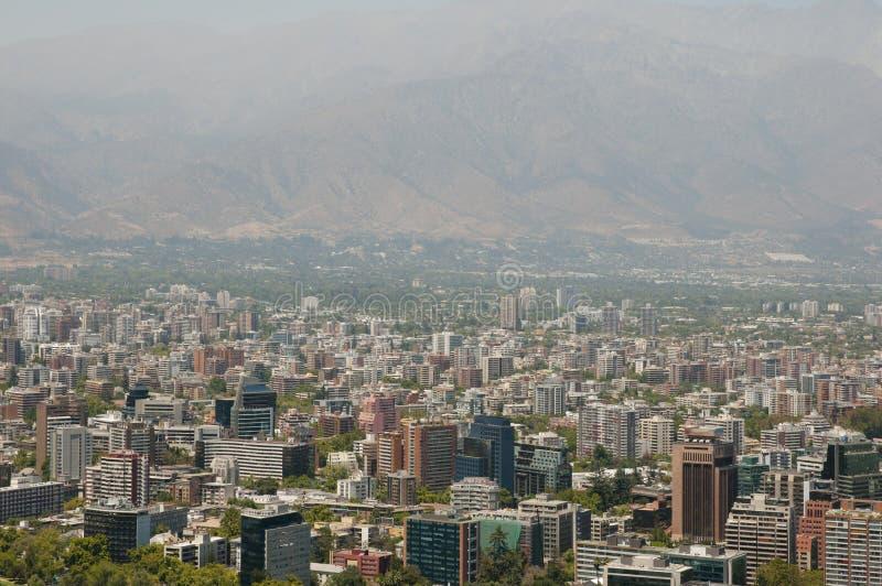 Santiago - Chile imagens de stock royalty free