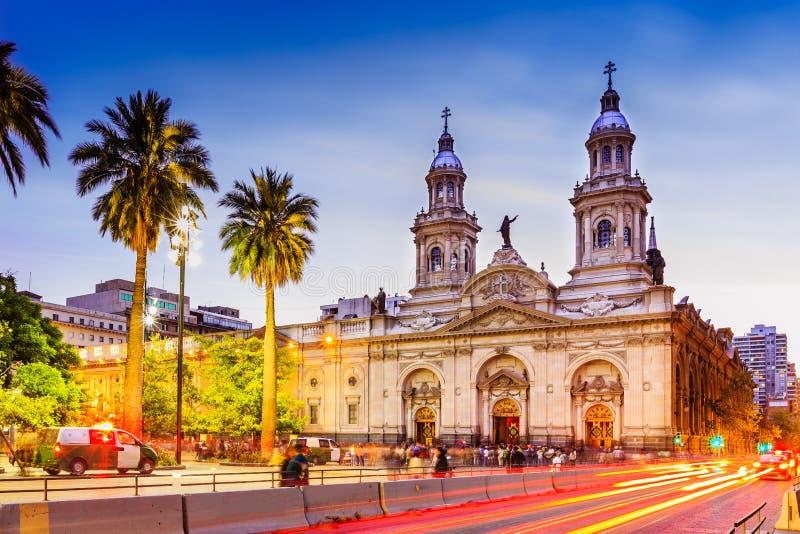Santiago de Chile, Chile foto de archivo