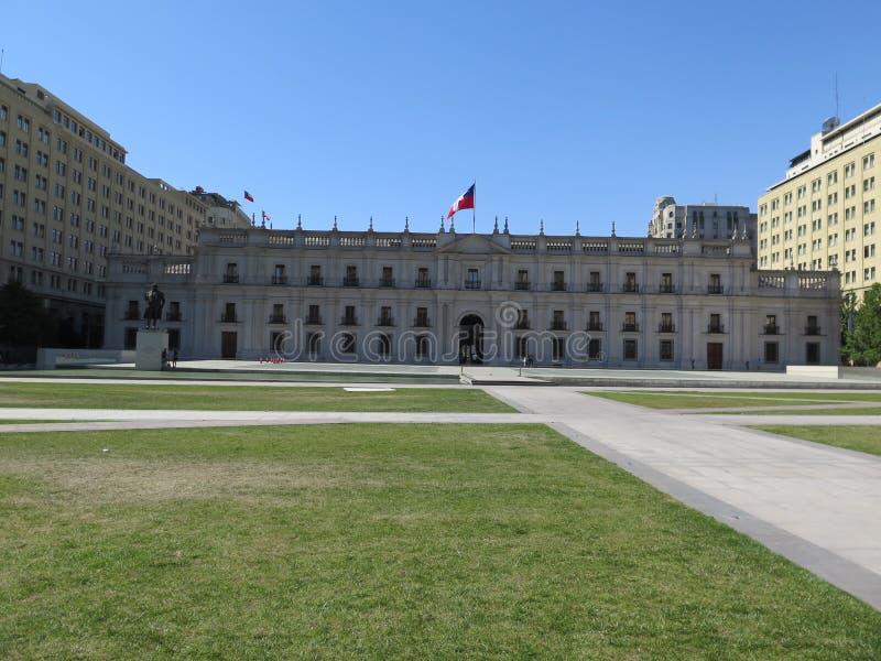 Santiago de chile fotografia royalty free