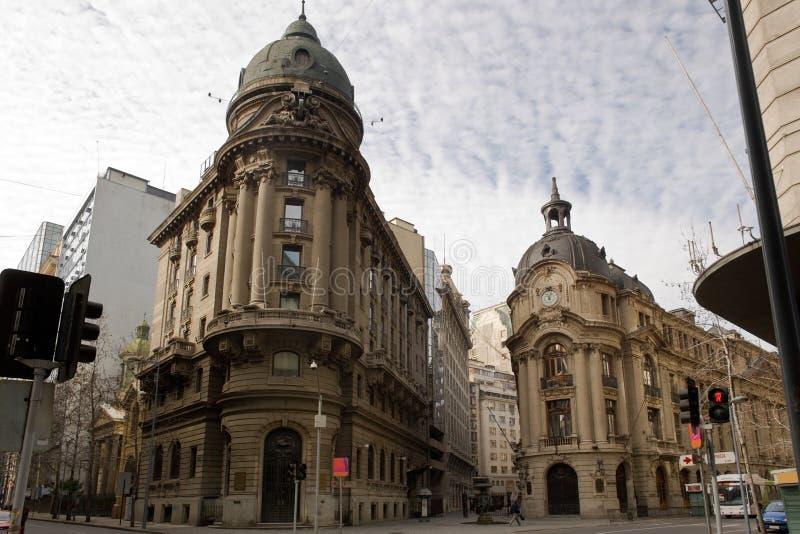 Santiago DE Chili royalty-vrije stock fotografie
