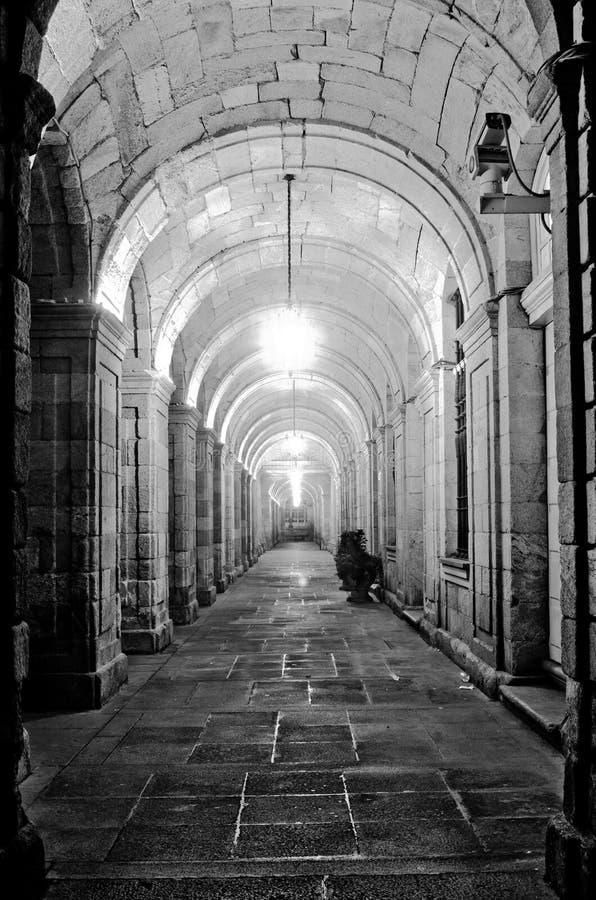 Santiago De Compostela Royalty-vrije Stock Foto's